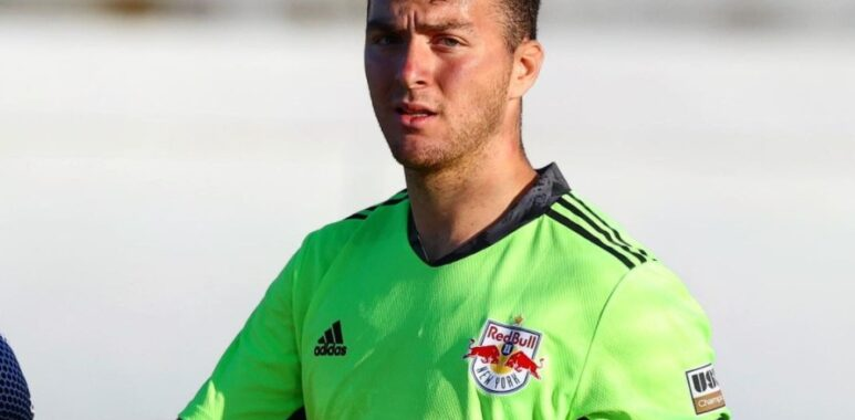 Luca Lewis - Portiere NY Red Bulls