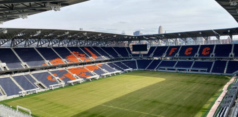 MLS, il nuovo stadio di Cincinnati è un gioiello: West End Stadium ...